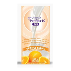 MON81772601 - NutriciaPKU Oral Supplement Periflex LQ Orange Crme 8.5 oz. Pouch Ready to Use