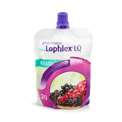 MON82122600 - NutriciaMSUD Oral Supplement Lophlex LQ Mixed Berry 125 mL Individual Packet Ready to Use