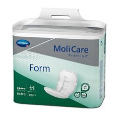 MON82193101 - HartmannBladder Control Pad MoliForm 24.5 Length Heavy Absorbency Polymer Male