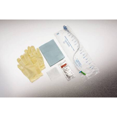 MON82381900 - Teleflex MedicalIntermittent Catheter Kit Rusch/MMG Straight Tip 8 Fr. Without Balloon PVC