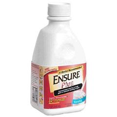 MON82512600 - Abbott NutritionEnsure Plus® Therapeutic Nutrition Shake