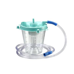 MON82554000 - Bemis Health CareSuction Canister Kit Hi-Flow® 800 cc Pour Spout Lid