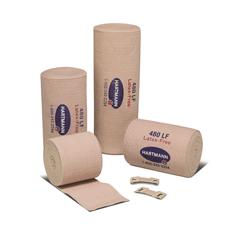MON82612000 - ConcoElastic Bandage Deluxe® 480® LF Cotton / Nylon / Fullflex 3 Inch X 5 Yard NonSterile, 10/PK 6PK/CS