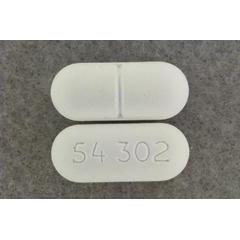 MON82932700 - McKessonAntacid 100 per Bottle Tablet