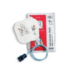 MON82972500 - Philips HealthcarePad F/Heartstart Fr2 Aed 1/BX