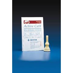 MON83001910 - ColoplastMale External Catheter Active Cath® Latex 28 mm Medium, 100EA/CS