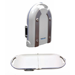 MON83203700 - Health O MeterPortable Pediatric Scale Health o meter Digital 33 lbs. 2 AAA Batteries (Included)