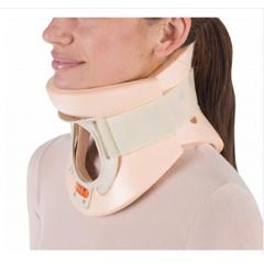 MON83433000 - DJORigid Cervical Collar Philadelphia® Pre-Formed Foam Small Philadelphia Trachea Hole 4-1/4 Inch Height 10 to 13 Inch Circumference