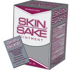 MON83731400 - Skin SakeSkin Protectant Skin Sake® 2 gm Unit Dose Pack, 100EA/CS