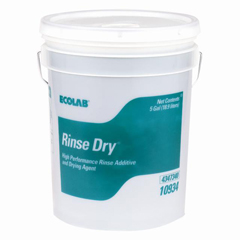 MON83774100 - Ecolab - Rinse Dry® Rinse Additive,