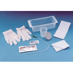 MON83991900 - Teleflex MedicalIntermittent Catheter Tray Rusch Urethral 14 Fr. Without Balloon PVC