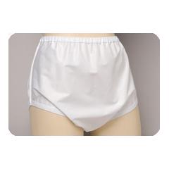 MON85018600 - Murray SalkCover-Up Pants Sani-Pant™ Pull On Unisex Nylon, Plastic-Coated Medium