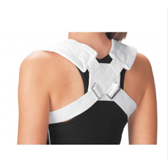 MON85083000 - DJOClavicle Strap PROCARE® X-Large Felt Buckle