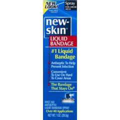 MON85141400 - Emerson Healthcare - New-Skin Liquid Bandage,