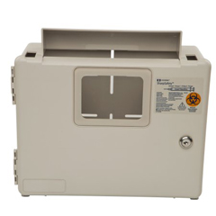 MON85162800 - Cardinal Health - SharpSafety™ Wall Enclosure, For In Room Sharps Container, 2 and 5 Quart