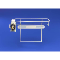 MON85182800 - MedtronicSharps Collector Bracket Locking Wall Bracket Plastic, 5EA/CS
