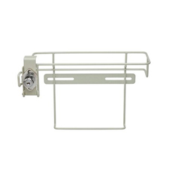 MON85242800 - Cardinal Health - SharpSafety™ Sharps Container Non-Locking Bracket Wire Wall Mount