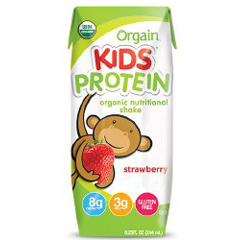 MON85352610 - OrgainKids® Protein Organic Nutritional Shake, 12/CS