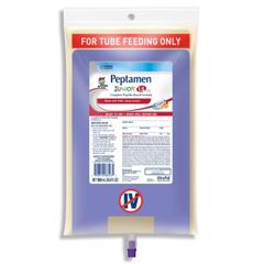 MON85432600 - Nestle Healthcare NutritionPediatric Tube Feeding Formula Peptamen Junior® 1000 mL, 6EA/CS