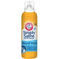 MON85521701 - Arm & HammerSimply Saline® Wound Wash