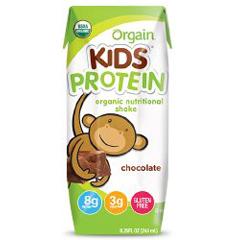 MON85742610 - Orgain - Kids® Protein Organic Nutritional Shake, 12/CS