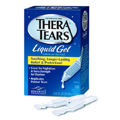 MON85902700 - McKessonLubricant Eye Gel Thera® Tears 16.8 mL, 28EA/BX