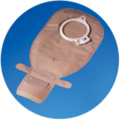 MON542851BX - Coloplast - Ostomy Pouch Assura® EasiClose™ Two-Piece System, 10EA/BX