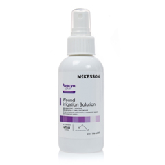 MON86052100 - McKesson - Wound Irrigation Solution Puracyn Plus Professional 4 oz. Pump Bottle NonSterile, 6 EA/CS