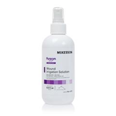 MON86092106 - McKesson - Wound Irrigation Solution Puracyn Plus Professional 8.5 oz. Pump Bottle NonSterile, 6/CS