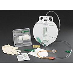 MON86101900 - Bard MedicalIndwelling Catheter Tray Lubricath Foley 16 Fr. Hydrophilic Coated