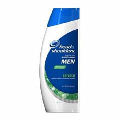 MON86121800 - Procter & GambleDandruff Shampoo Head and Shoulders® 2 in 1, 14.3 oz. Refresh Flip Top Bottle