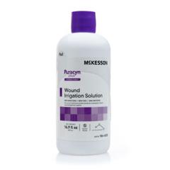 MON86252101 - McKesson - Wound Irrigation Solution Puracyn Plus Professional 16.9 oz. Instill Application Bottle NonSterile, 1/ EA