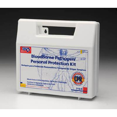 MON86261100 - Moore MedicalBloodborne Pathogen and Personal Protection Kit