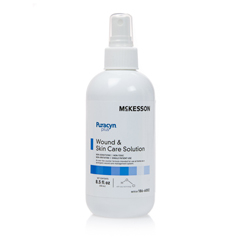 MON86622100 - McKesson - Wound Irrigation Solution Puracyn® Plus 8.5 oz. Pump Bottle NonSterile, 6/CS