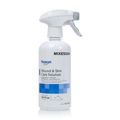 MON86642106 - McKesson - Wound Irrigation Solution Puracyn® Plus 16.9 oz. Spray Bottle NonSterile, 6/CS