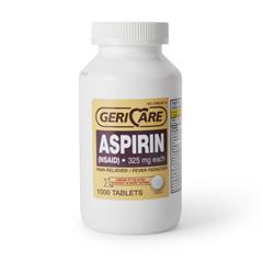 MON86652710 - McKessonPain Relief Tablet 1000 per Bottle 325 mg, 1000/BT 12BT/CS