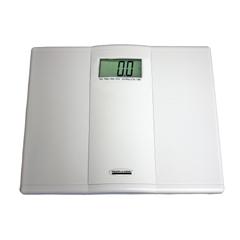 MON86993701 - Health O MeterFloor Scale Health O Meter Digital Display 400 lbs. 2 AAA Batteries - Included