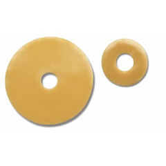 MON87064901 - HollisterColostomy Barrier SoftFlex Standard Wear Without Tape Universal Size Flange Not Coded Hydrocolloid 1-3/16 Inch Stoma
