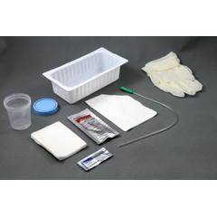 MON87071900 - Amsino InternationalIntermittent Catheter Tray AMSure Urethral 14 Fr. Without Balloon PVC