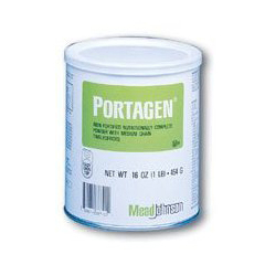 MON87212600 - Mead Johnson NutritionPortagen Iron Fortified Nutritionally Complete Powder 1Lb Can