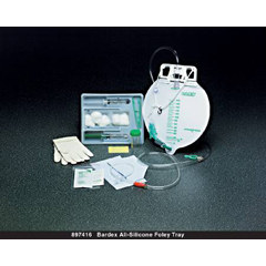 MON87401900 - Bard MedicalIndwelling Catheter Tray Bard Add-A-Foley Center Entry Foley Without Catheter