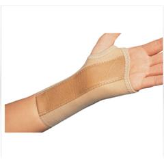 MON87833000 - DJO - Wrist Splint PROCARE Cotton / Elastic Left Hand Beige Small