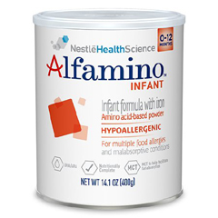 MON984025EA - Nestle Healthcare Nutrition - Infant Formula Alfamino® 400 Gram Canister Powder