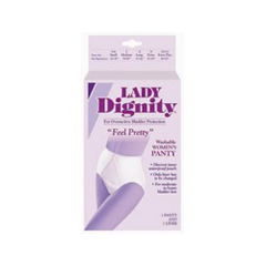MON88453100 - HartmannPanty Lady Dignity® Plus Female Cotton Blend Fabric 2X-Large