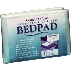 MON88478601 - Comfort Concepts35 x 35 Reusable Quilted Reusable Underpads