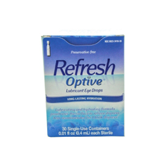 MON88602700 - Allergan PharmaceuticalLubricant Eye Drops Refresh Optive 4 mL (1336833)
