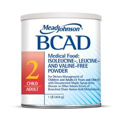 MON89152601 - Mead Johnson NutritionBCAD 2 Metabolic Powder 1Lb Can