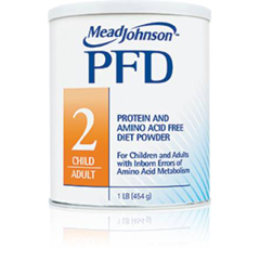 MON89162601 - Mead Johnson NutritionMedical Food Powder PFD 2 Unflavored 1 lb.