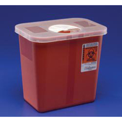MON89212806 - MedtronicMulti-Purpose Container with Rotor Opening Lid
