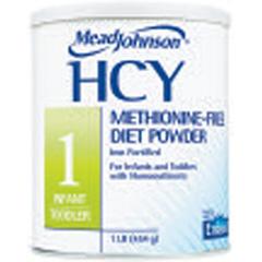 MON89332601 - Mead Johnson NutritionHCY™ 1 500 Calories per 100 Grams of Powder Vanilla 16 oz.